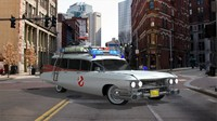 Ecto 1 Ghostbusters