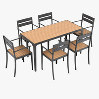 Garden Furniture Set 12