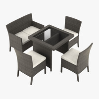 garden furniture chair table max