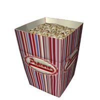 3dsmax popcorn movie games