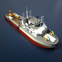 Anchor Handling Tug Supply AHTS