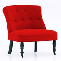 s ribbone armchair chair