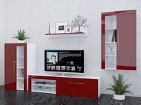 living tv 3d model