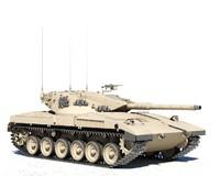 maya tank mk merkava