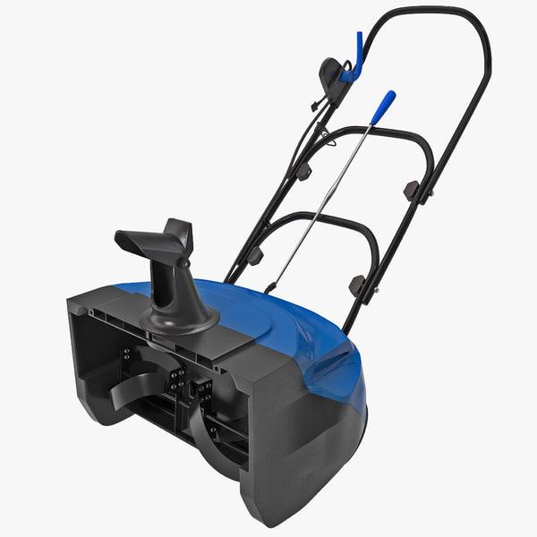 Electric Snow Thrower SJ620 blower yard machines portable driveway sidewalk push winter vray cold joe