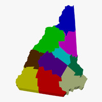 counties new hampshire 3d 3ds