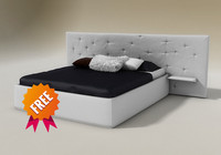 free bed chance 3d model