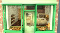 bakery shop 3ds