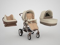 Bebecar Ip-Op evolution stroller