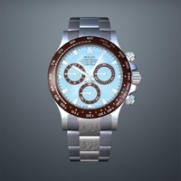 Rolex Daytona watch 3D model