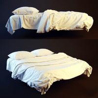3d realistic folds model