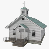3d 3ds catholic church