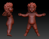 3dm angel cherub
