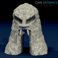 dxf cave entrance