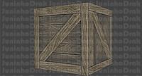 wooden box blend