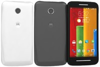 Motorola Moto E & E Dual Black And White