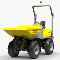 Wacker Neuson Wheel Dumper