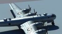 3d b-29 superfortress bomber