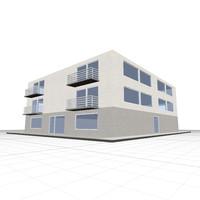 Modern Building 1