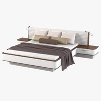 3d model of nolte delbruck denver bed