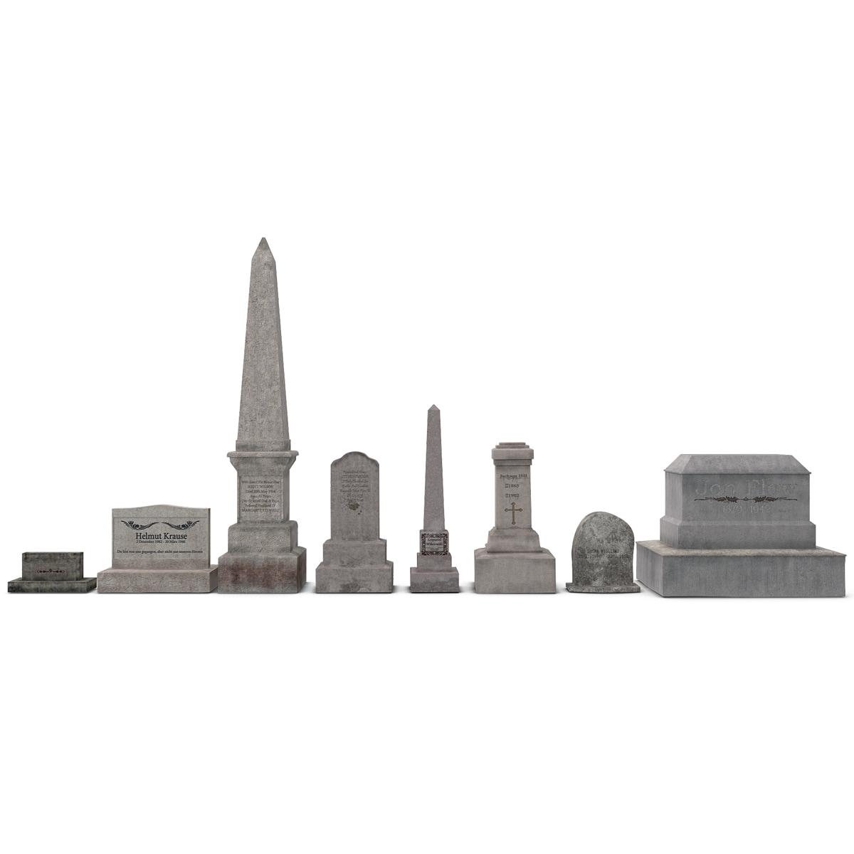 Cemetery Graves Set_7.jpg
