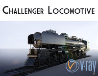 Challenger steam engine