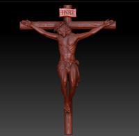 3d jesus christ model
