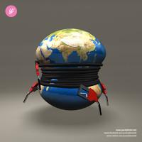 maya petrol pump globe