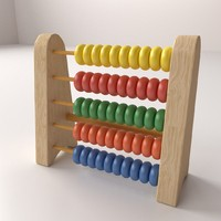 3d abacus v2 model