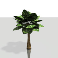 Game prop: Alien Tree 1