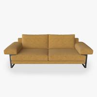 arketipo ego sofa 3d max