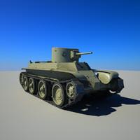bt 2 3d model