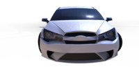araba 3d model