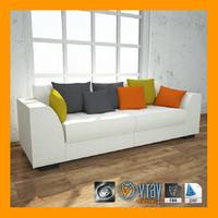 3ds max sofa 02