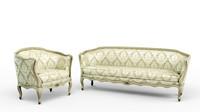 3d sofa provence armchair