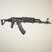 3ds ready ak47