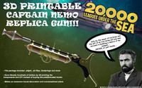 Captain Nemo Replica gun