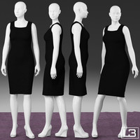 Shop window Plus size Woman Mannequin 001