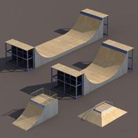 3ds skate pipe