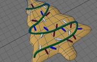 lightwave tree cookie