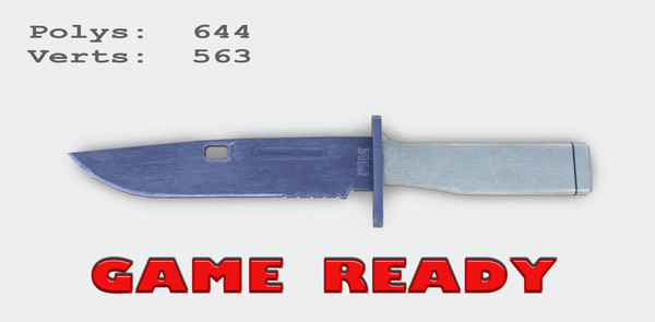 3ds max ready knife
