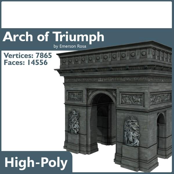 maya arch triumph arc