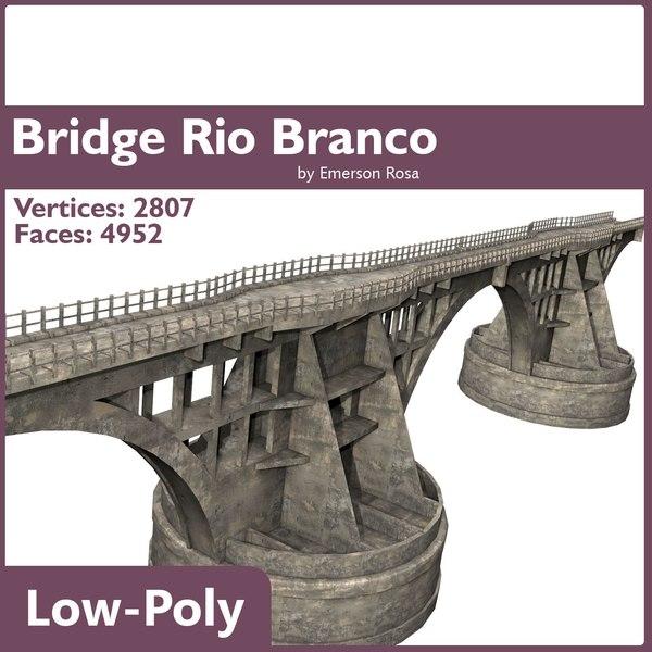 bridge rio branco 3ds