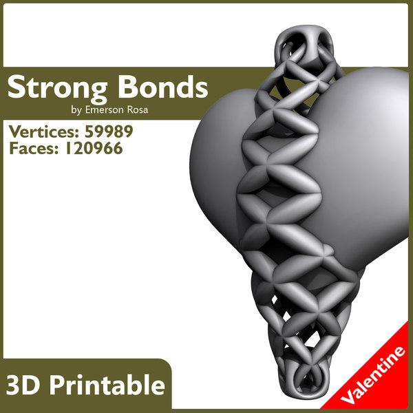 heart strong bond fbx