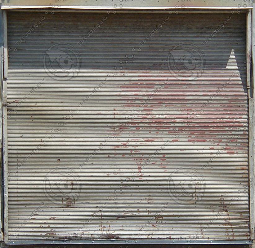 Exterior_-_Metal_Garage_Door.JPG