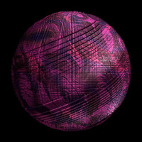 scifi cracks veined sphere shader AA14411.TAR
