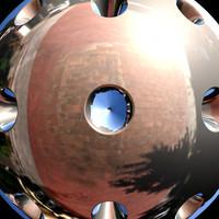 metal material shader AA40123.tar