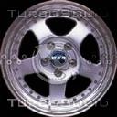 WSH Alloy 5 spoke Wheel