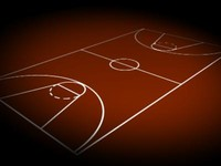Basketball Court map