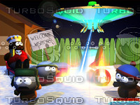 3D South Park.psd